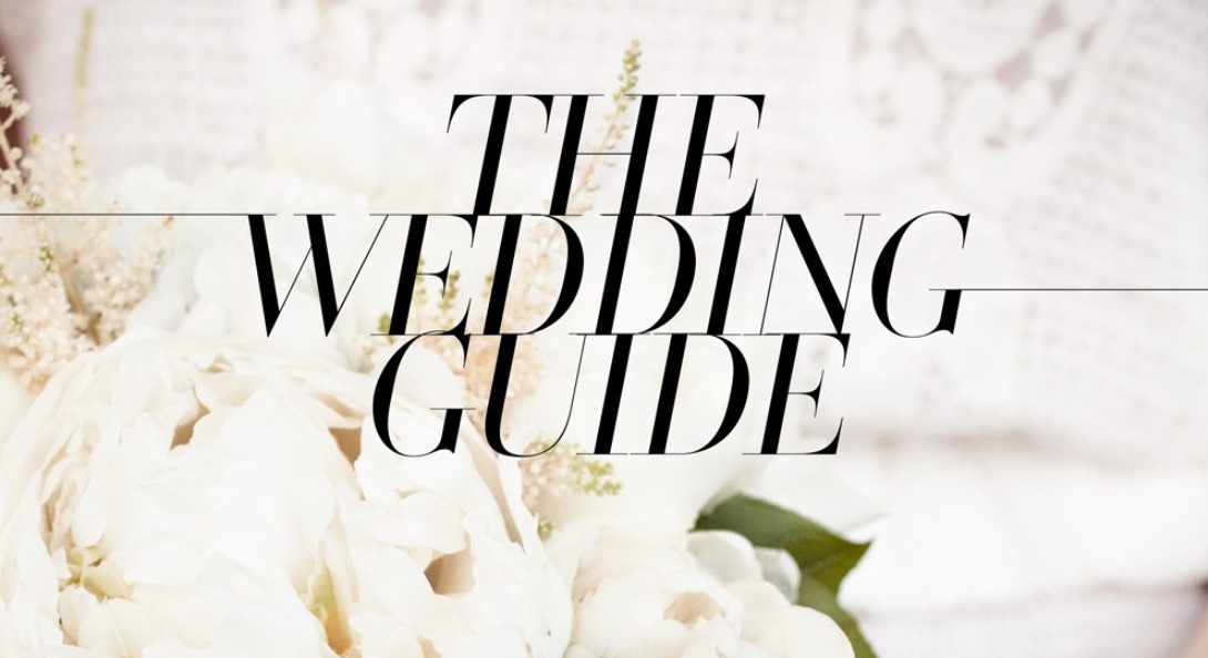Wedding guide: How to plan the wedding logically?